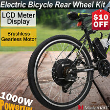 Voilamart 26 inch Rear Wheel Electric Bicycle Conversion Kit