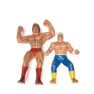 Vintage Wrestling Figures 1994 WCW Sting Titan Sport 1995 AS IS