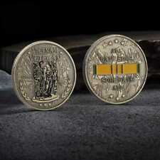 Vietnam War Veteran Commemorative Coin Collection Arts Gifts Souvenir