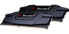 G.SKILL Ripjaws V Series 16GB (2 x 8GB) 288-Pin DDR4 SDRAM DDR4 3200 (PC4 25600)