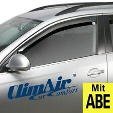 Climair Windabweiser grau vorne für VW Touareg Typ 7P 5 Türer ab 2010