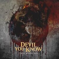 Devil You Know – They Bleed Red (2015)  CD Limited Deluxe Digipak  NEW/SEALED