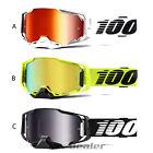 100 % Armega 2021 Black Nuclear Circus Lightsaber MX Motocross Cross Brille MTB