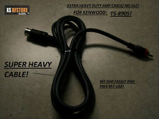 KENWOOD TS-890S AMPLIFIER CABLE!  **XTRA HEAVY**FREE SHIPPING USA FASSSST!