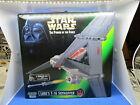 Vintage 1996 Star Wars The Power Of The Force Luke's T-16 Skyhopper NIB