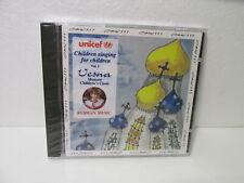 UNICEF Children Singing for Children Vesna Vol. 1 1995 Import cd10613