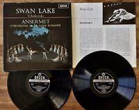 Tchaikovsky ~ Swan Lake / Ansermet (Decca SXL 2107 - 8) Double Vinyl Box Set