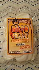 Ono Giant Shrimp Chips Original - 4 oz