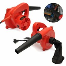 220V 700W Electric Hand Operated Air Blower Cleaning Computer Vacuum Cleaner Red