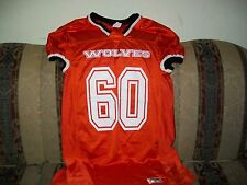 Wolves football jersey #60 size L (New)