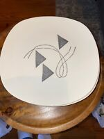 Set Of 6 Edwin Knowles FLAIR Dinner Plates - 1017