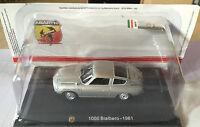 """DIE CAST """" 1000 BIALBERO - 1961 """" + TECA RIGIDA BOX 2 SCALA 1/43"""