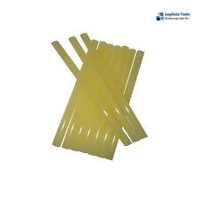 Ausbeulkleber  - AUSBEUL PDR HEIßKLEBER für DELLENLIFTER  - 10 Sticks gelb