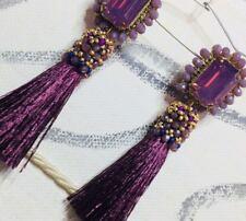 Orecchini fatti all'uncinetto - Made earrings crocheted - Handmade in Italy