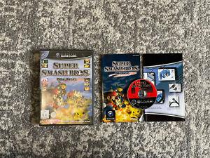 Super Smash Bros. Melee (GameCube Game PAL) - VGC Aust Seller