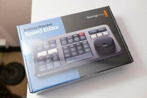 Blackmagic DaVinci Resolve Speed Editor - Brand new unopened & sealed