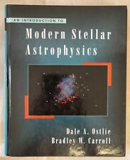 Modern Stellar Astrophysics by Dale A. Ostile and Bradley W. Carroll (1996)