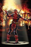 Marvel Now! Paperback: Deadpool 6 (Hardcover / HC) - Deutsch - Panini - NEUWARE