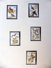 AITUTAKI Birds on 2 Pages U/M NB3477