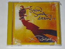 SAÏAN SUPA CREW - X RAISONS - SOURCE - RAP ALBUM CD 2001