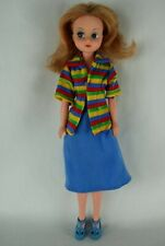 Otto Simon FLEUR strawberry blonde hair Dutch Sindy doll #1229 Mix n Match