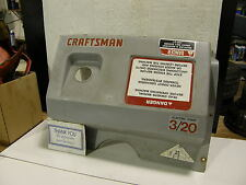 Craftsman snow blower model 536.884330 top cover part # 313698