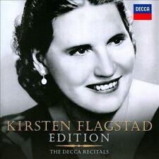 NEW Kirsten Flagstad Edition: The Decca Recitals [10 CD Box Set] (Audio CD)