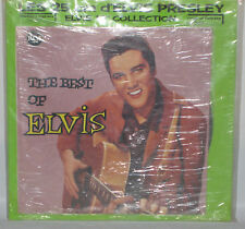 "Elvis Presley-The Best Of Elvis 10"" 33rpm LP RCA 130250 Mono France 1983 NM/NM"
