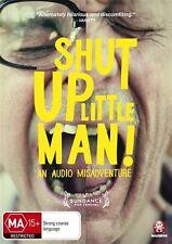 Shut Up Little Man (DVD, 2011)