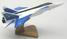 Mikoyan MiG-31 Foxhound Airplane Desktop Wood Model Large