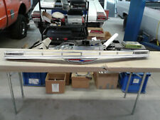 1961 IMPALA UPPER GRILLE WITH EMBLEM , BRACE ,LIGHTS FULL ASSEMBLY