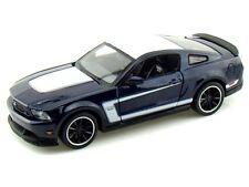 FORD MUSTANG BOSS 302 1:24 Car metal model die cast models cars diecast metal