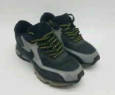 Nike Air Max 90 360 OG Skulls Pack Black Classic Green 3M 315117-001 Sz 8 *Rare*