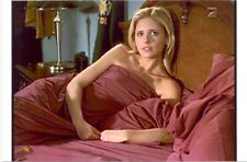 `Sarah Michelle Gellar - In Bed, Waiting For You !