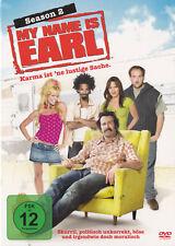 DVD My Name Is Earl 2 - Staffel / Season 2 - NEU - OVP - Pappschuber