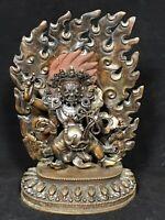 Tibetan Yamataka Buddha Qing Or Ming