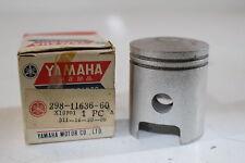 Yamaha 2nd O/S .50 Piston 1972 U7E 298-11636-60