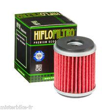 Filtre à huile Hiflofiltro HF981 de qualité MBK  YP125R 125 Evolis 4T  2010-2015