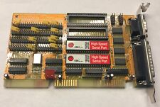 SIIG IO1813 I/O Expander 4s Parallel Serial Adapter Card- JJ-A40012