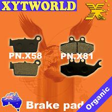 FRONT REAR Brake Pads BETA Urban 200 Special 2009 2010 2011 2012 2013 2014 2015