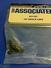 ASSOCIATED #21182 Shock Cap (4) for the 18B/18R/18T