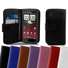 Funda Carcasas para HTC SENSATION XE Case Cover cuero artificial liso