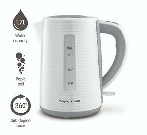 Morphy Richards Arc White Jug Kettle 108399