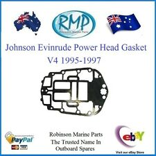 A Brand New Power Head Gasket Suits Johnson Ev​inrude V4 1995-1997 # R 343853