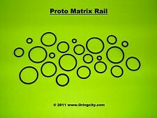 Proto Matrix Rail - Pmr 2008 - 1 O-Ring Rebuild Kit