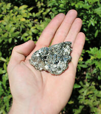 1 LARGE (3 - 5 oz) Rough Natural Pyrite Raw Gemstone Crystal Specimen Rock