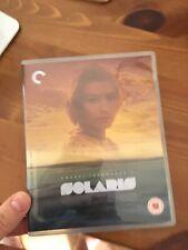 Solaris (1972) The Criterion Collection Blu-ray Andrei Tarkovsky