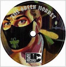 The Green Hornet Radio Show 91 Full Episodes OTR Old Time Radio on CD DVD