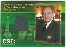CSI Series 3 Costume Card CSIS3-C2 Detective Brass Tie [ Variant A ]