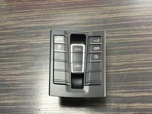 New Genuine Porsche Boxster 718 2017 Centre Console Combined Switch